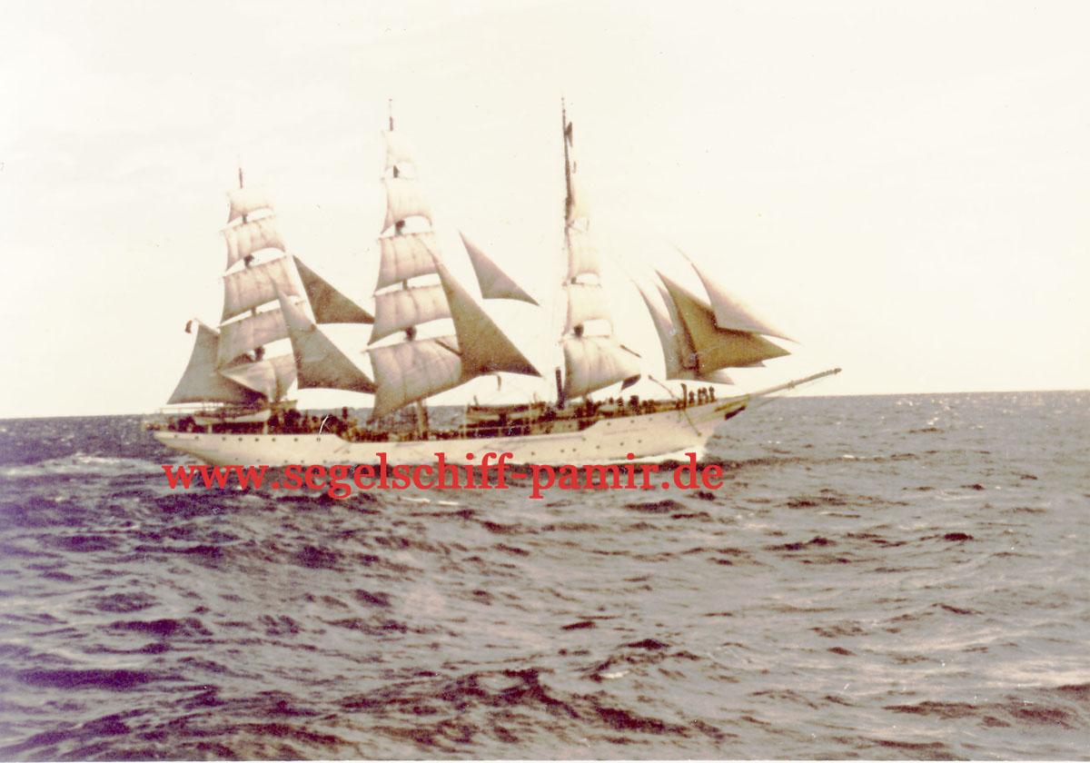 Segelschiff Pamir